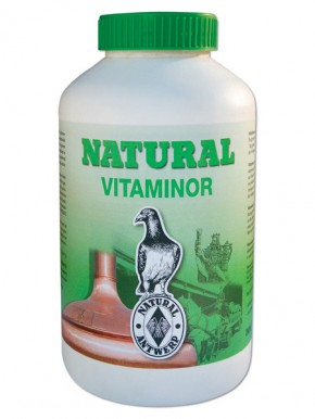 Natural Vitaminor Bierhefe 850g