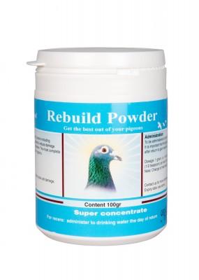 Pigeon Vitality Rebuild Pulver 100g