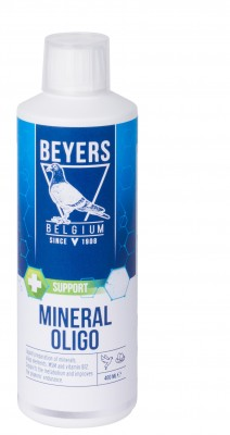 Beyers Mineral Oligo 400ml NEU