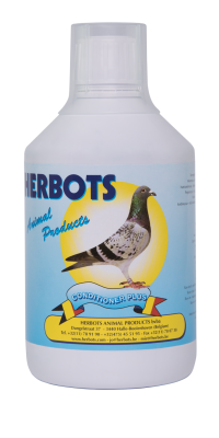 Herbots Conditioner Plus 500ml