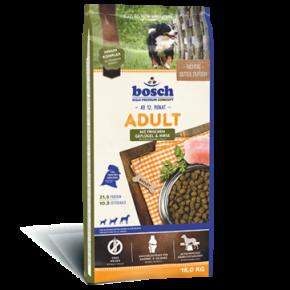 Bosch Adult mit Geflügel & Hirse 15kg