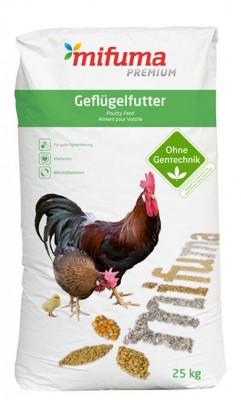 mifuma Geflügelkörner Eco 25kg
