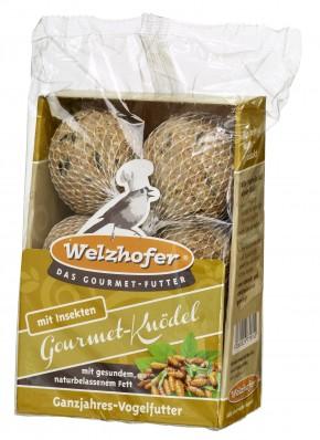 Welzhofer Gourmet-Knödel mit Insekten 6x100g