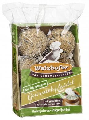 Welzhofer Gourmet-Knödel der Klassische 6x100g