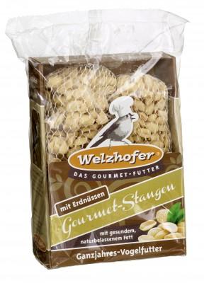 Welzhofer Gourmet-Stangen mit Erdnüssen 2x220g