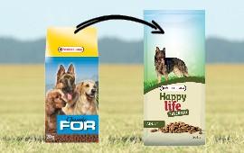 Happy Life Essential 23kg PROMO Hundefutter