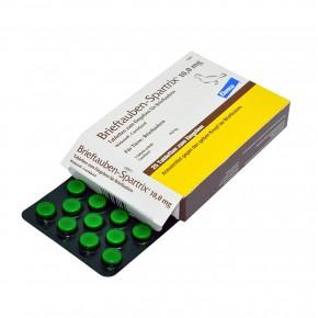 Spartrix 25 Tabletten für Brieftauben