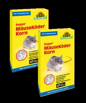 Mäuseköder Korn Sugan 200g