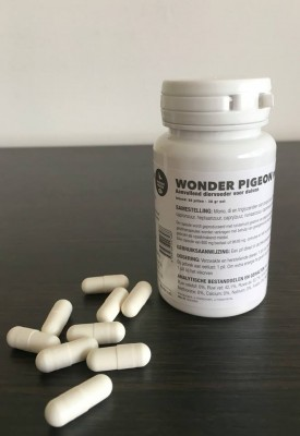 Wonder Pigeon 50 Pillen